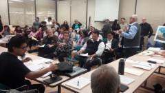 KIPP charter school meets defeat at Dec. 14 Boyle Heights (PLUC) meeting.