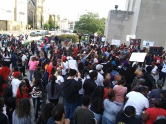 "Rally to demand ""Justice for Ty'rese"""