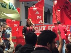 San Francisco protest demands end to Duterte regime.