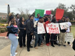 Vigil and speak out for FAMU student killed by JSO.