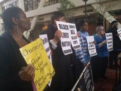 Press conference April 15 blasts unequal justice