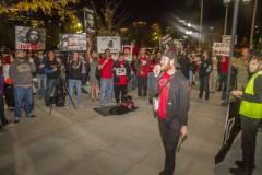Utah protest against police killings