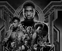 Black Panther is great entertainment.