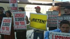 LA protest demands driver's licenses for all