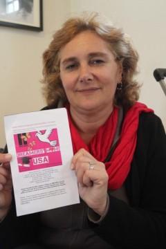Gabriela Genova member of DREAMers Moms Orlando