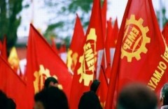 Flags of the EMEP.