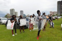 acksonville protest demands People's Budget and justice for Jacob Blake.