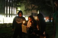 Speaking out against racist killing of Jordan Davis
