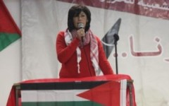 PFLP leader Khalida Jarrar