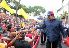 President Maduro.