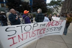 Milwaukee protest against execution of Troy Davis
