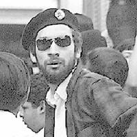 Carlos Montes around 1970