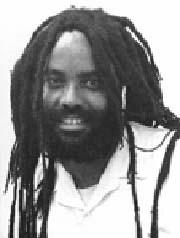 Mumia Abu-Jamal head shot