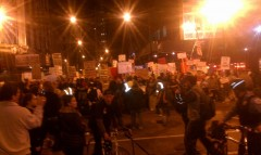 Oct. 22 Occupy Chicago march.
