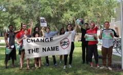 Tampa Bay SDS protests Orlando shooting
