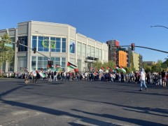 San Jose stands with Palestine.