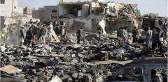 U.S. and Saudi forces purposely target civilians in Yemen.