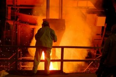 Steelworkers are getting prepared for strike.
