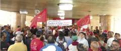 The working class of Venezuela is advancing.