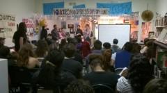 Freedom Road Socialist Organization forum in Houston, TX.