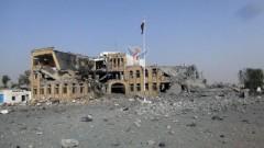 U.S. backed Saudi attack on Yemen is causing widespread destruction.