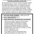 A copy of the leaflet being distributed among Tampa UPS Teamsters.