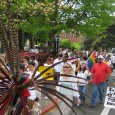 Oregon State University students, campus workers, march against SB 1070