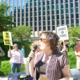 Meredith Aby, of the Twin Cities based Anti War Committee, condemns U.S. interve