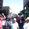 Over 200 march throughout the streets of Winston-Salem