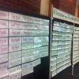 Wall of names showing people targeted by preemptive prosecution