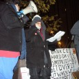 Kim Defranco, of MN Coalition for a People's Bailout speaking at Occupy MN