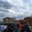 Powerful protest movement in Baltimore to demand justice for Freddy Gray