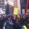 Chicago protest against attacks on civil liberties