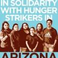 Hunger strikers' solidarity image