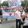 Transgender folks unite and march together at Dyke March Chicago